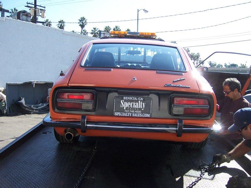 1970 Datsun 240z Restoration