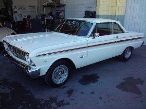 1965 Ford Falcon Restoration