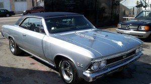 1966 Chevy Chevelle Restoration