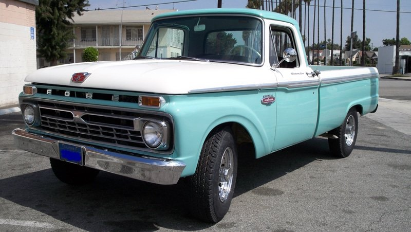 1956 ford f250 for sale craigslist for Metro motors bakersfield ca