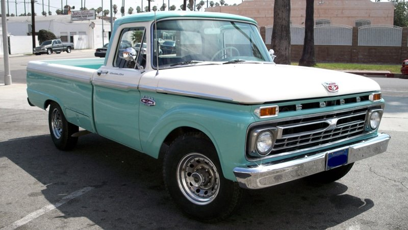 1966 Ford F250 Restoration