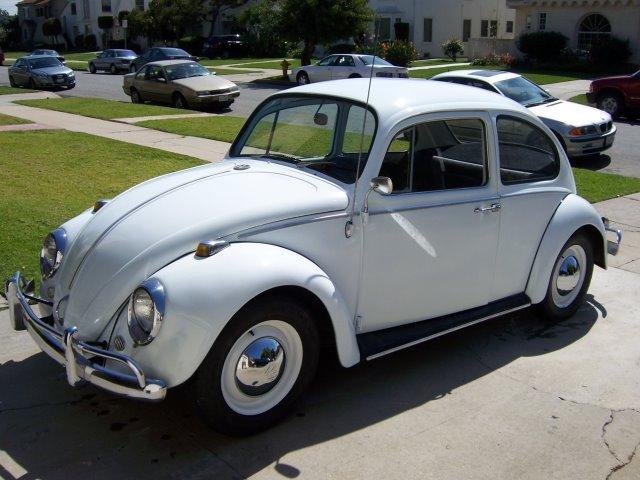 1966 Volkswagen Bug Restoration