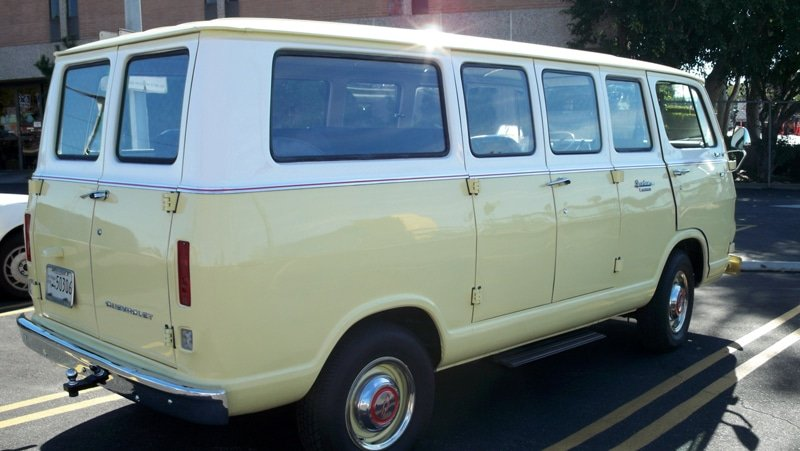 1967 Chevy Sport Deluxe 108 Restoration