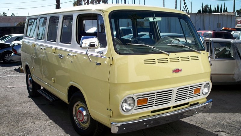 1967 Chevy Van Pictures to Pin on Pinterest - PinsDaddy