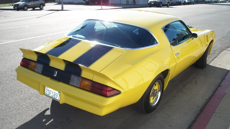 1979 Chevy Camaro Restoration