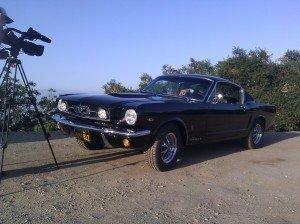 1965 Ford Mustang Restoration