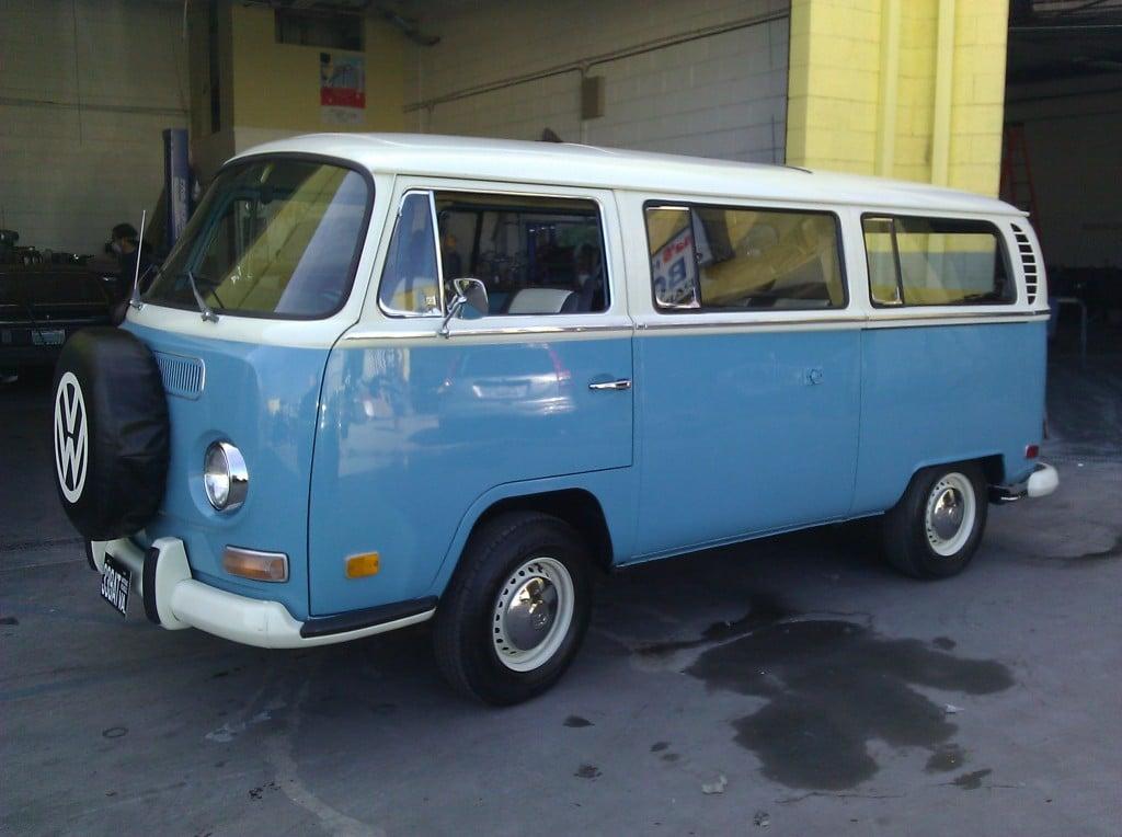 '69 Volkswagen Bus