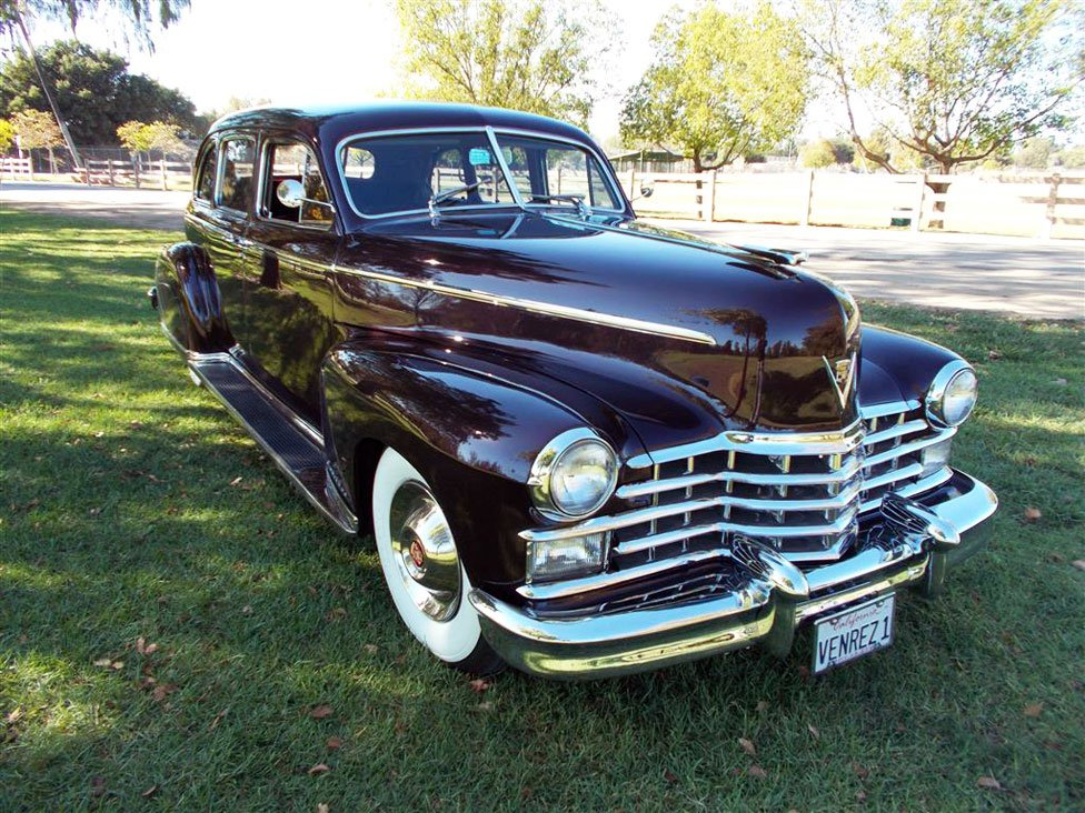 '49 Cadillac Series 75 Limousine Restoration
