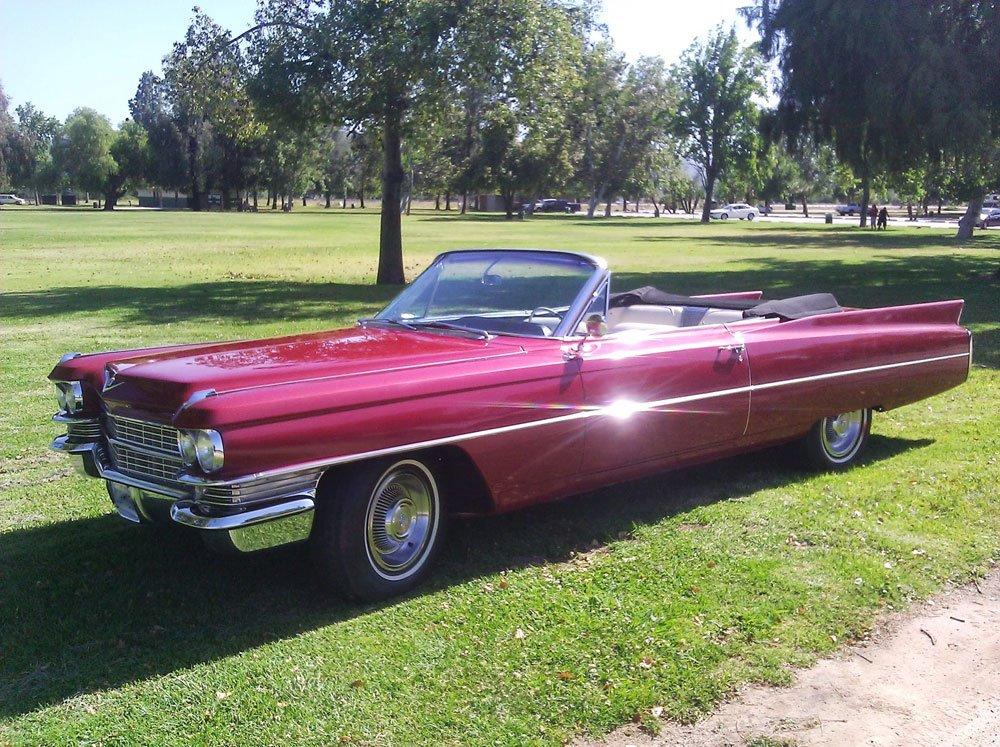 1963 Cadillac Convertible Restoration