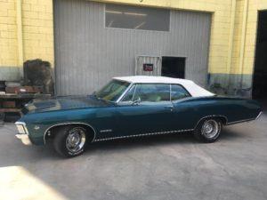 1967 Chevrolet Impala Restoration