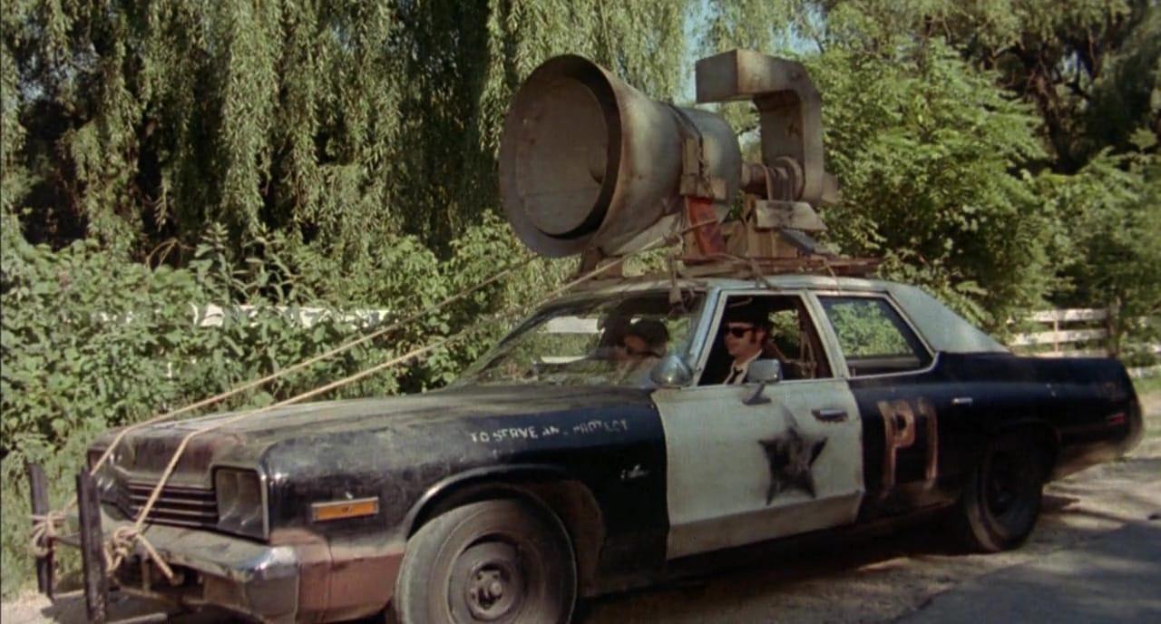 Bluesmobile No. 4
